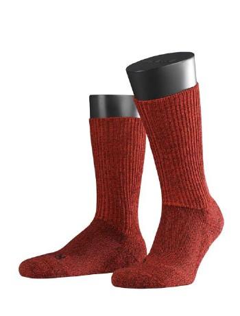 Falke Walkie Ergo Socken scarlet