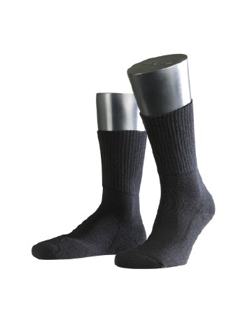 Falke Walkie Light Socken schwarz