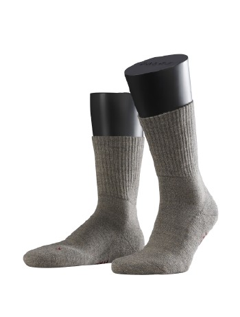 Falke Walkie Light Socken kitt melange