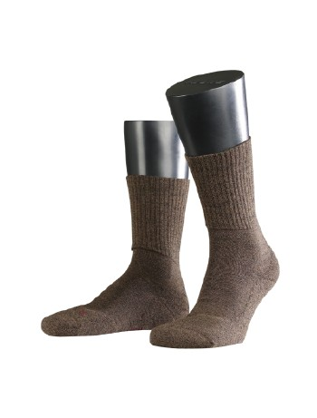 Falke Walkie Light Socken dark brown