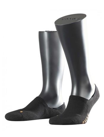 Falke Cool Kick Füßlinge schwarz