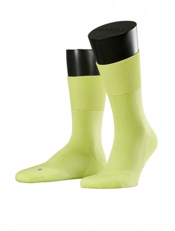 Falke Run Socken limepunch