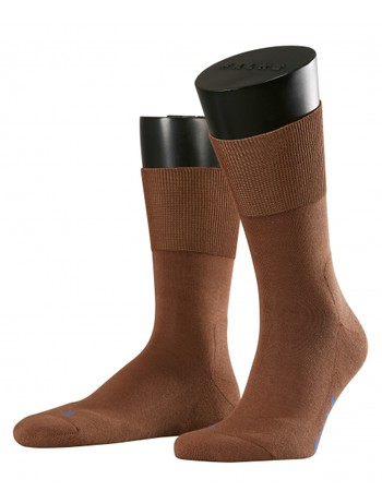 Falke Run Socken chestnut