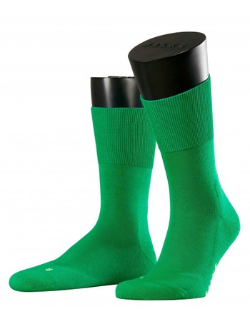 Falke Run Socken emerald green