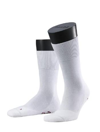 Falke Run Socken weiss 2000