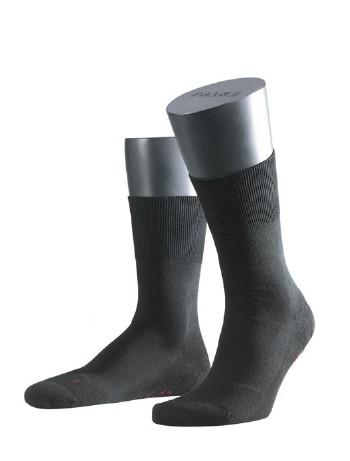 Falke Run Socken schwarz