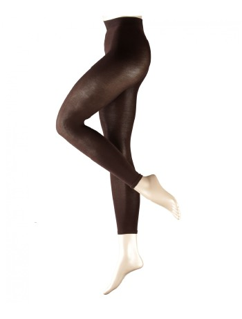 Falke Cotton Touch - Leggings cigar