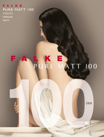 Falke Pure Matt 100 Strumpfhose