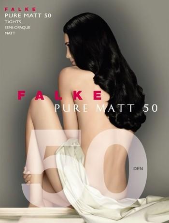 Falke Pure Matt 50 Strumpfhose