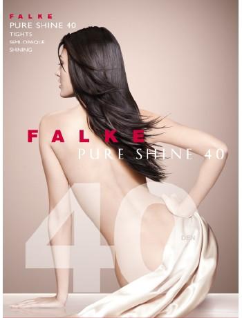Falke Pure Shine 40 Feinstrumpfhose, im Nylon und Strumpfhosen Shop