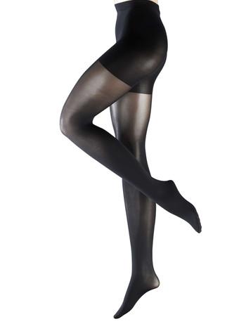 Falke Control Panty 50 figurformende Strumpfhose, im Nylon und Strumpfhosen Shop
