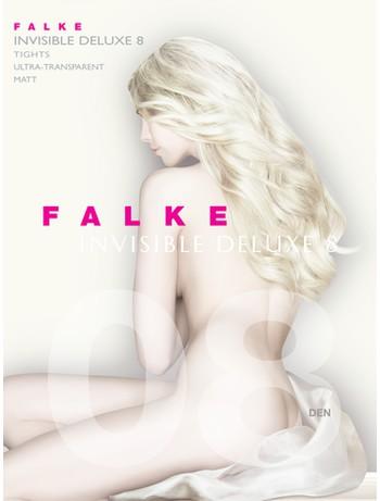 Falke Invisible Deluxe 8 Strumpfhose, im Nylon und Strumpfhosen Shop