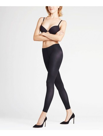 Falke Pure Matt 50 Leggings black