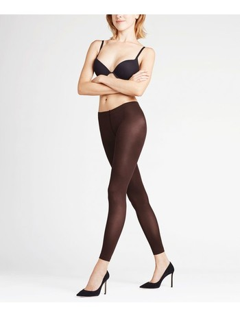 Falke Pure Matt 50 Leggings cigar