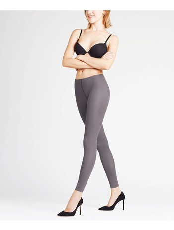 Falke Pure Matt 50 Leggings platinum