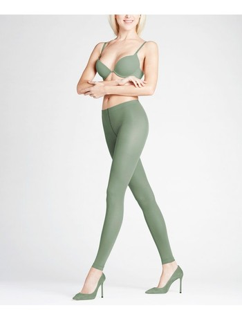 Falke Pure Matt 50 Leggings olive