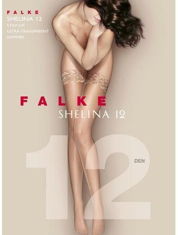 Falke Shelina 12 Halterlose Strümpfe
