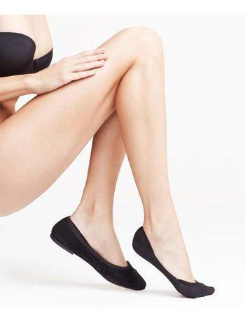 Falke Elegant Step Füßlinge black