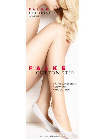 Falke Cotton Step Füßlinge