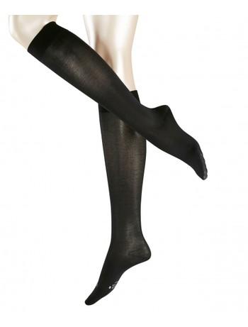 Falke Leg Vitalizer Kniestrümpfe black