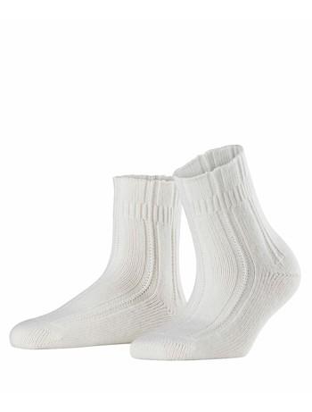 Falke Bedsock Damen Socken off white