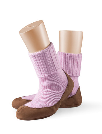 Falke Cottage Sock Damen Hausschuh, im Nylon und Strumpfhosen Shop