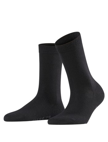 Falke Softmerino Damen Socken black