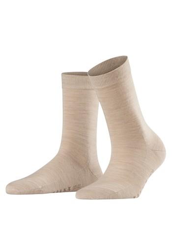 Falke Softmerino Damen Socken linnen mel