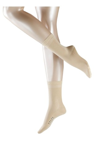 Falke Cotton Delight Damen Socken cream
