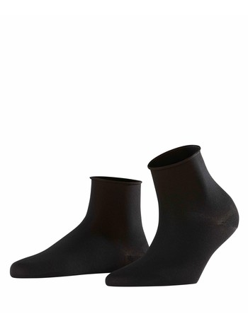 Falke Cotton Touch Damen Socken black