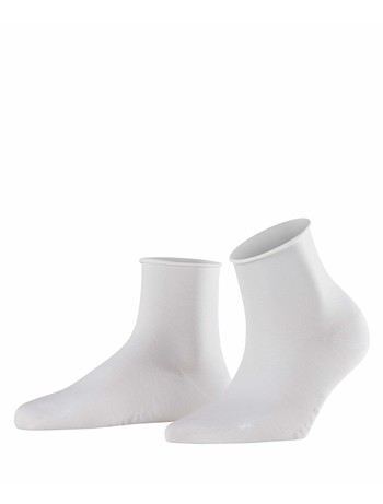 Falke Cotton Touch Damen Socken weiss