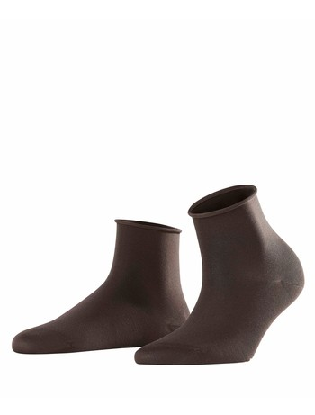 Falke Cotton Touch Damen Socken anthrazit