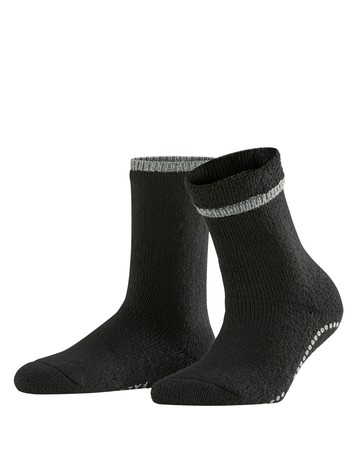 Falke Cuddle Pads Damen Stoppersocken black