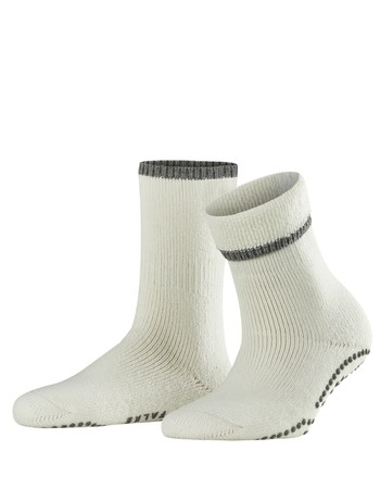 Falke Cuddle Pads Damen Stoppersocken off white
