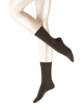 Falke Cosy Wool Damen Socken darkbrown