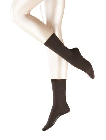 Falke Cosy Wool Damen Socken darkbrown