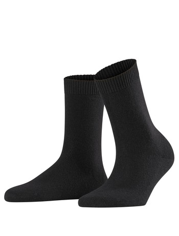 Falke Cosy Wool Damen Socken black