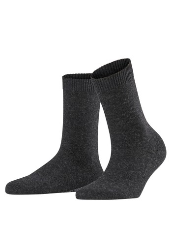 Falke Cosy Wool Damen Socken anthrazit mel.