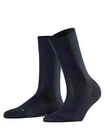 Falke Sensitive Granada Damen Socken dunkel marine
