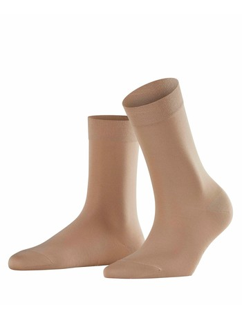 Falke Cotton Touch Damen Socken ginger