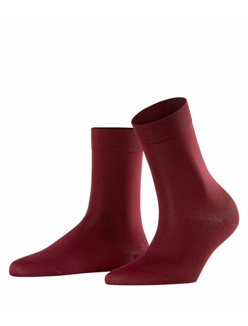 Falke Cotton Touch Damen Socken barolo