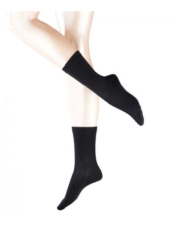 Falke Family Damen Socken dunkel marine