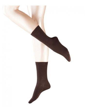 Falke Family Damen Socken darkbrown