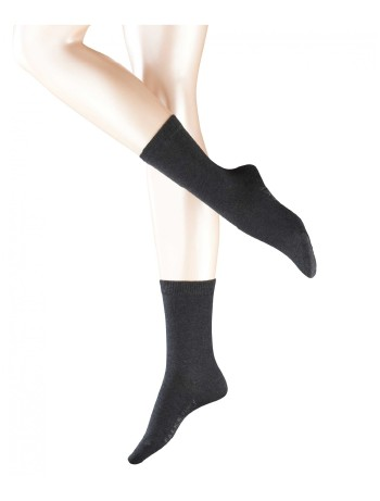 Falke Family Damen Socken anthrazit mel.