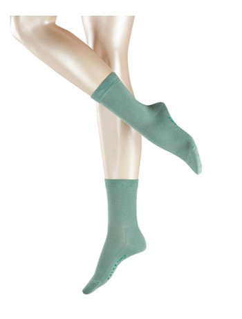 Falke Family Damen Socken wedgewood