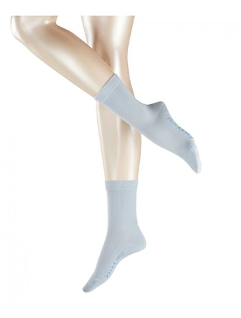 Falke Family Damen Socken light steel