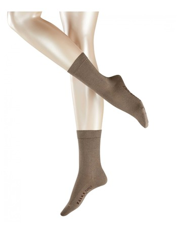 Falke Family Damen Socken pebble