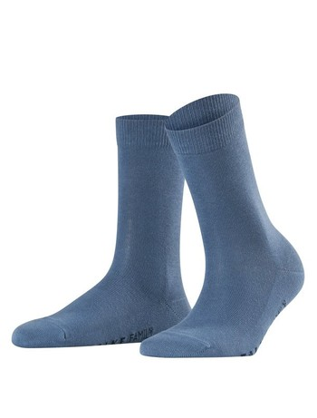 Falke Family Damen Socken balticblue