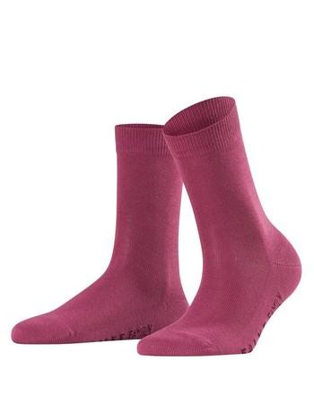 Falke Family Damen Socken burgunder