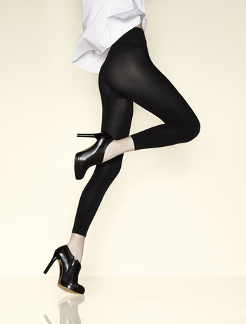 Gerbe Collant Sans Pieds - Leggings schwarz